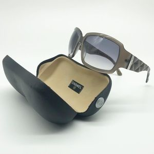 Chanel Quilted Gradient Sunglasses